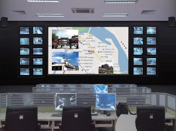 指挥中心LED显示屏解决方案