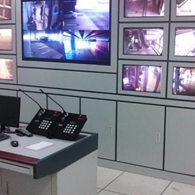 新汽车东站视频监控项目